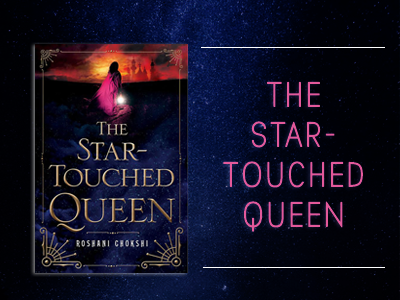 Book Reviews - www.bloggingwithdragons.com - The Star-Touched Queen Review